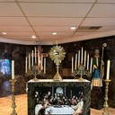 <div>  Saint Teresa of Calcutta </div> <div>  Perpetual Adoration Chapel </div> photo album thumbnail 7